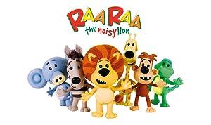 Where to stream Raa Raa the Noisy Lion
