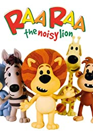Raa Raa the Noisy Lion Poster