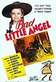 Bad Little Angel Poster