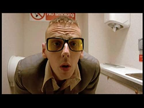 Trainspotting: Blu-Ray