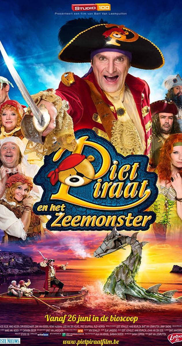 Piratas Pitas ir jūrų pabaisa / Piet Piraat en het zeemonster (2013) Online