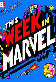 This Week in Marvel Poster