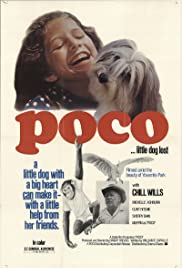 Poco... Little Dog Lost Poster