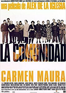 Watch free movie only La comunidad [QuadHD]