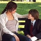 Famke Janssen and Jaymie Dornan in Turn the River (2007)