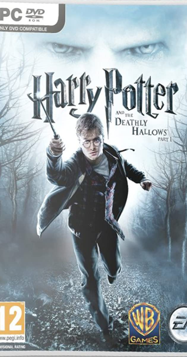 Harry Potter And The Deathly Hallows Part I Video Game 2010 Imdb