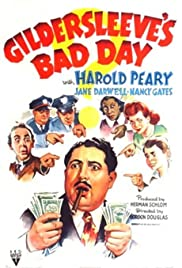 Gildersleeve's Bad Day (1943) Poster - Movie Forum, Cast, Reviews