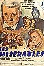 Les Misérables (1958) Poster