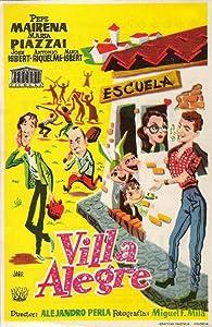 Movie short watch Villa Alegre [720