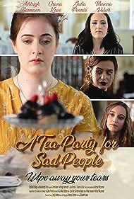 Orana Keen, Julia Pennisi, Ashleigh Hermann, and Tihanna Vulcik in A Tea Party for Sad People (2020)