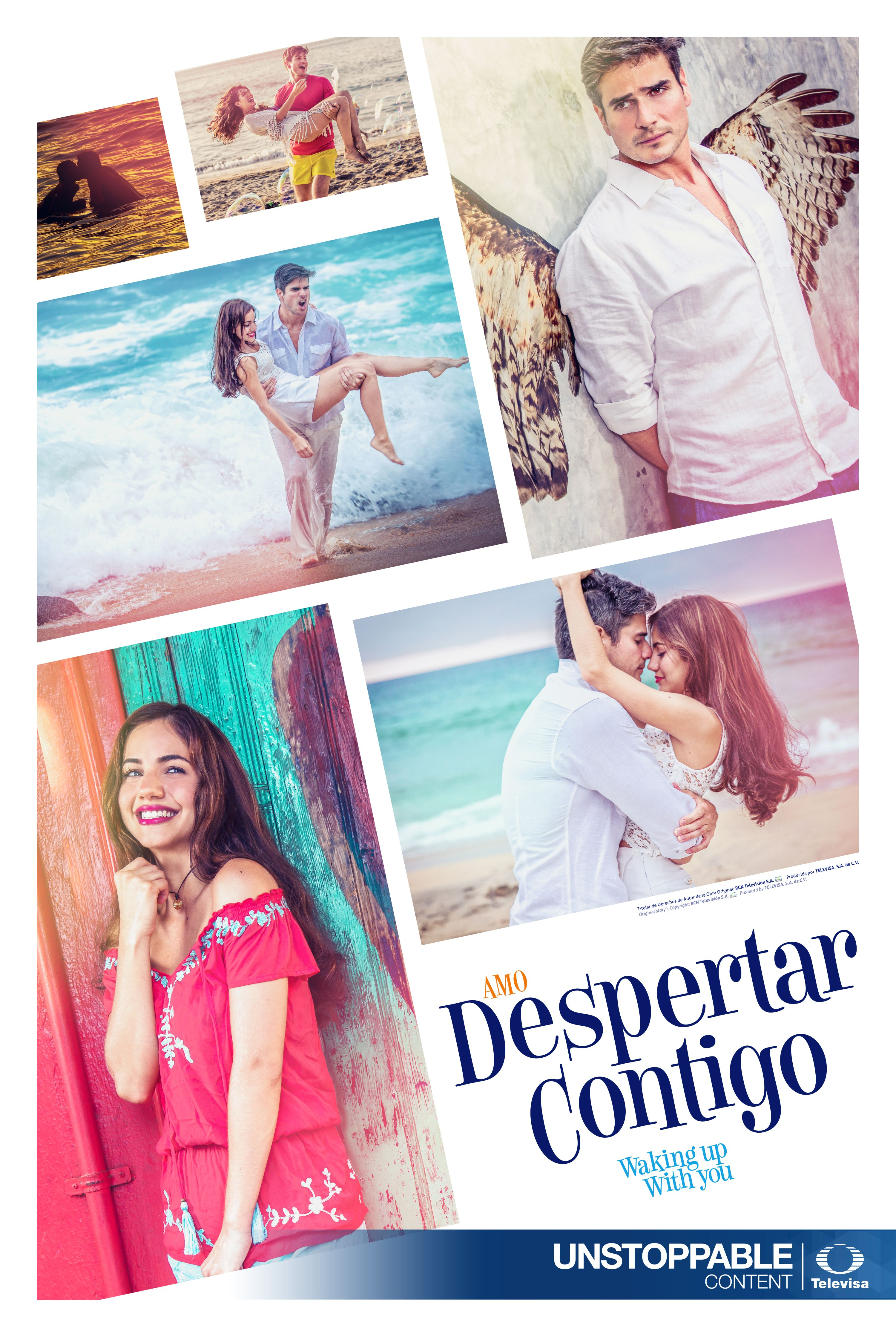 Despertar contigo (TV Series 2016– ) - IMDb