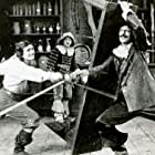 Douglas Fairbanks, Léon Bary, Eugene Pallette, and George Siegmann in The Three Musketeers (1921)