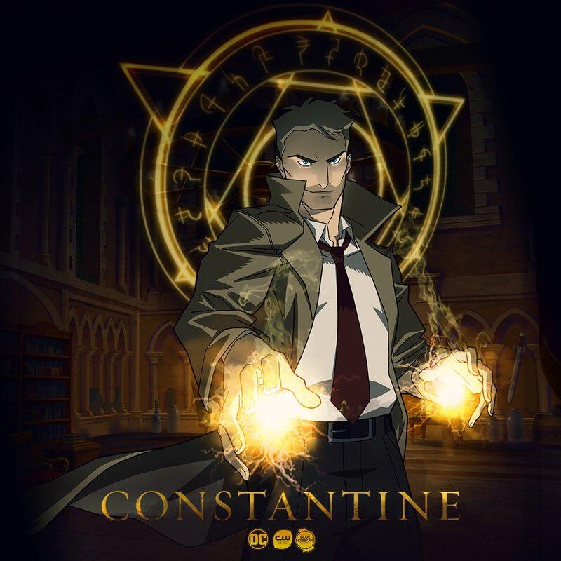 康斯坦丁惡魔之城劇照點擊放大