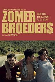 Meric Yildiz, Mustafa Duygulu, Ege Yazar, and Ali Efe Atasoy in Zomerbroeders (2018)