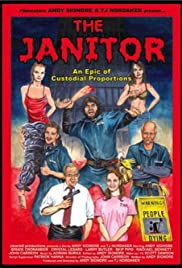 Blood, Guts & Cleaning Supplies: The Making of 'The Janitor' Poster