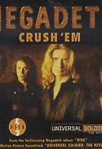 Megadeth: Crush 'Em