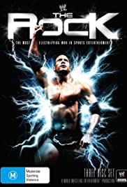 The Rock: The Most Electrifying Man in Sports Entertainment Poster