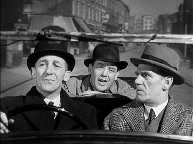 Will Hay, Claude Hulbert, and Mervyn Johns in My Learned Friend (1943)