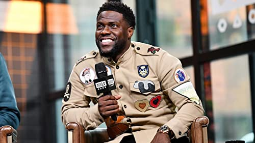 BUILD: Kevin Hart's Frantic Pitch of 'Night School'