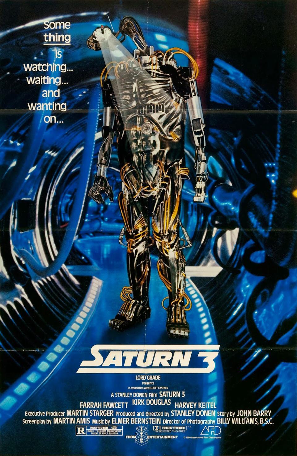 Saturn 3 (1980) - IMDb