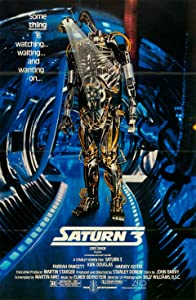 Movie video mp4 download Saturn 3 UK [mpeg]