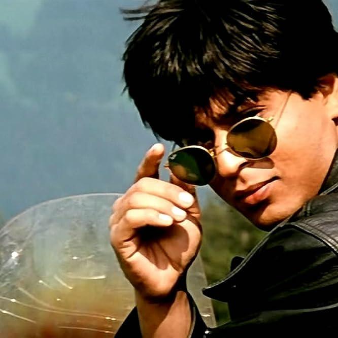 Shah Rukh Khan in Dilwale Dulhania Le Jayenge (1995)