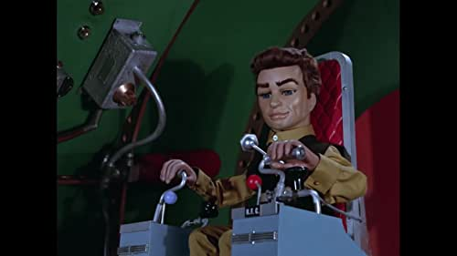 Thunderbirds: Virgil Lands At The Secret Base