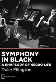 Symphony in Black: A Rhapsody of Negro Life Poster