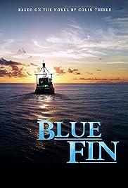 Blue Fin Poster