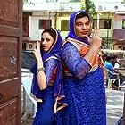 Aditi Rao Hydari and Kayoze Irani in The Legend of Michael Mishra (2016)