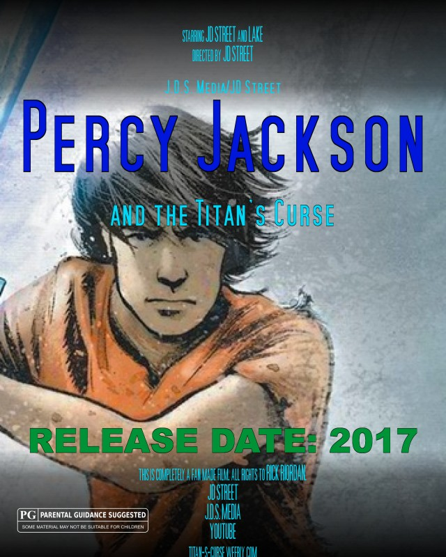 Percy Jackson And The Titan S Curse Imdb