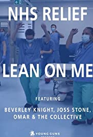 NHS Relief - Lean on Me Poster