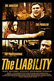 Tim Roth, Talulah Riley, and Jack O'Connell in The Liability (2012)