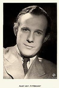 Primary photo for Axel von Ambesser
