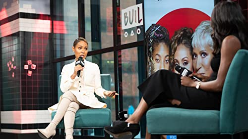 "BUILD:Future Topics Jada Pinkett Smith Wants To Discuss On ""Red Table Talk"""