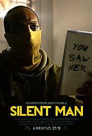 Silent Man Poster