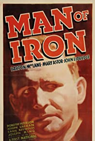 Primary photo for Man of Iron