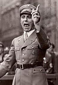 Primary photo for Joseph Goebbels