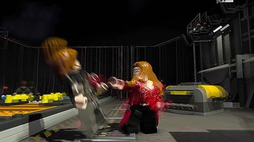 Lego: Marvel's Avengers: Captain America: Civil War (UK)
