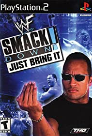 WWF SmackDown! Just Bring It (2001) Poster - Movie Forum, Cast, Reviews