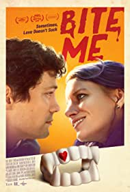 Christian Coulson and Naomi McDougall Jones in Bite Me (2019)