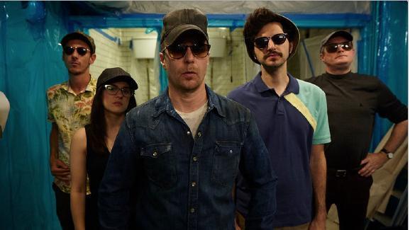 Film Blue Iguana (2018).
