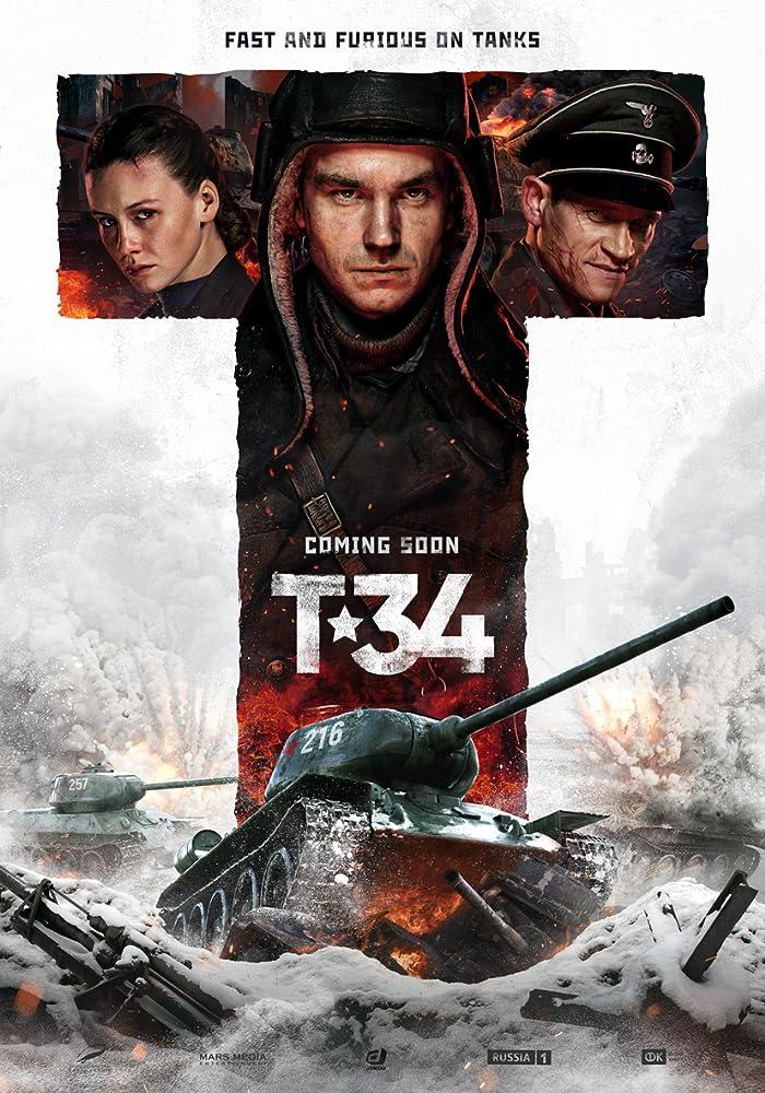 T-34 (2018) Online