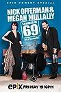 Nick Offerman & Megan Mullally: Summer of 69: No Apostrophe (2017) Poster