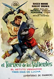 Ivanhoe Poster - TV Show Forum, Cast, Reviews
