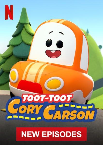 Go! Go! Cory Carson (2021) Season 4 Hindi Dubbed Netflix
