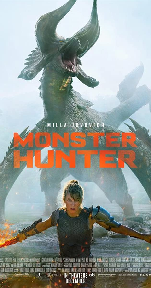 Monster Hunter (2020) - IMDb