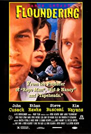 Floundering Poster