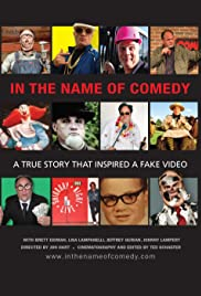 In The Name Of Comedy Poster
