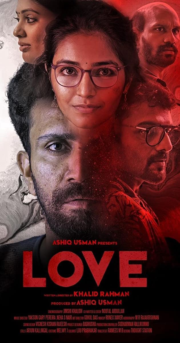 Love (2021) Malayalam 720p HEVC HDRip x265 AAC ESubs  (550MB) Full Movie Download